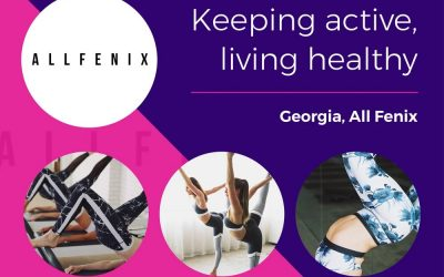 Keeping Active, Living Healthy